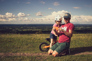 Family Bike Rides for Father's Day